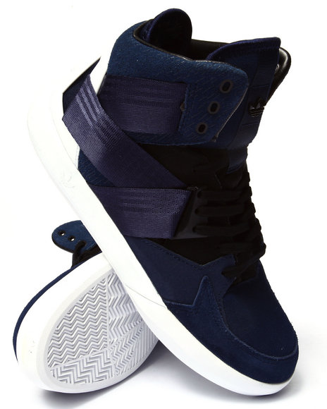 Adidas - Men Navy C-10 Sneakers