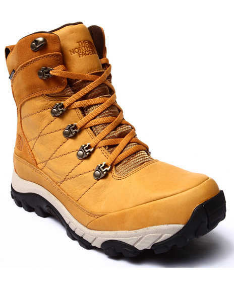 The North Face - Men Wheat Chillkat Leather Boots