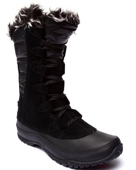 The North Face - Women Black Women's Nuptse Purna Boots