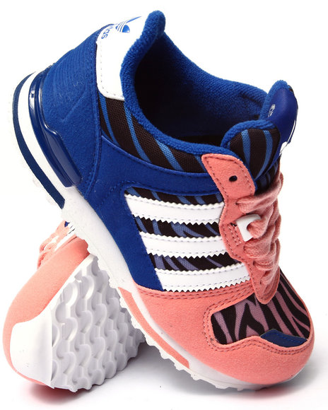 Adidas - Girls Light Pink Zx 700 K Sneakers (11-7)