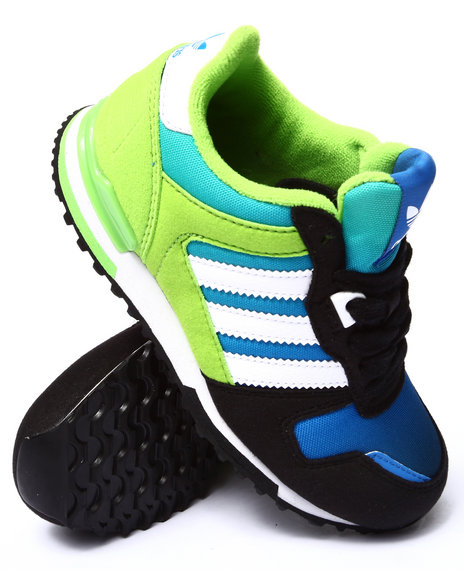 Adidas - Boys Lime Green Zx 700 K Sneakers (11-7)