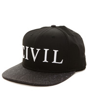 Accessories - Civil Trap Comp Snapback