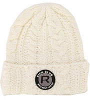 Accessories - Rich Club Patch Beanie