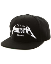 Accessories - The Rebel Youth Snapback