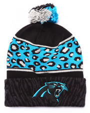 New Era - Carolina Panthers Polar Prints Knit Hat