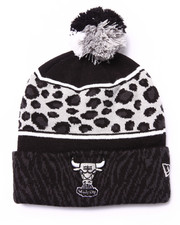 New Era - Chicago Bulls Polar Prints Knit Hat