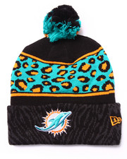 New Era - Miami Dolphins Polar Prints Knit Hat