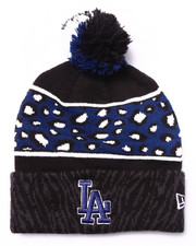 New Era - Los Angeles Dodgers Polar Prints Knit Hat