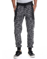 Jeans & Pants - Quilted - P / U Trimmed Fleece Pants