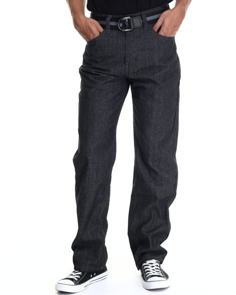 Enyce - Men Grey Core High Road Denim Jeans