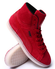Puma - Suede Classic Mid Rebel Mix Sneakers