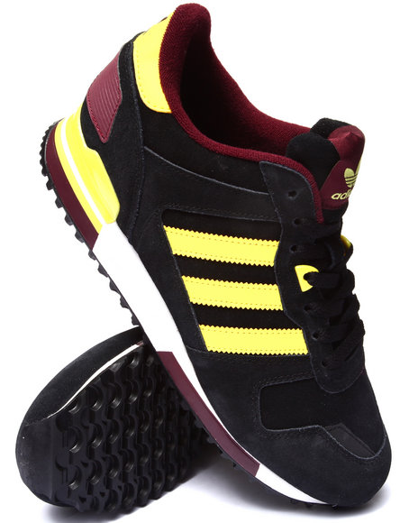 Adidas - Men Black Zx 700 Sneakers