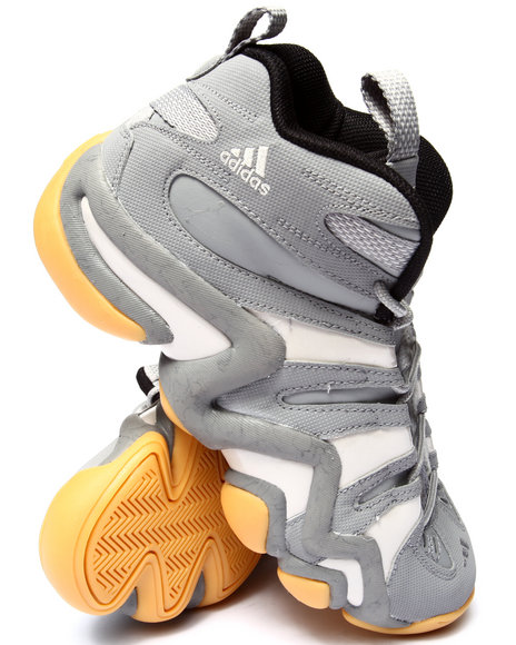 Adidas - Men Grey Crazy 8 Sneakers