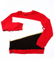 Boys - CUT & SEW SWEATSHIRT (8-20)