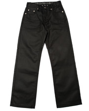 Boys - WAX COATED JEANS (8-20)