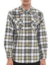 Buyers Picks - Explorer Patch L/S Button down SHirt