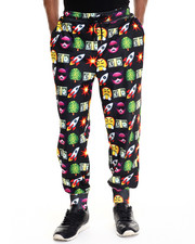 Buyers Picks - Emoji Life Jogger Pants