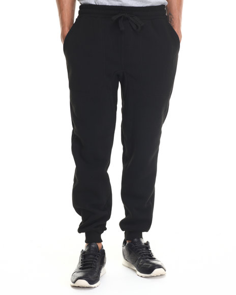 Ur-ID 187953 Buyers Picks - Men Black The Jogger Pant