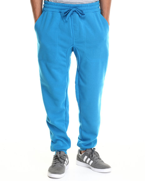 Ur-ID 187954 Buyers Picks - Men Blue The Jogger Pant
