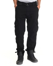 Men - Heavy Twill Cargo Pants