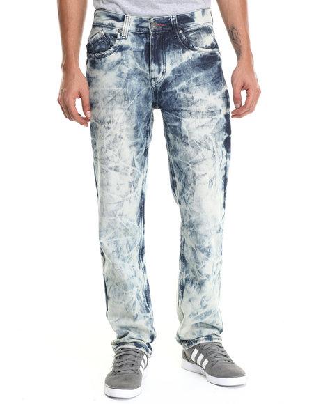 Enyce - Men Medium Wash Fab Five Denim Jeans