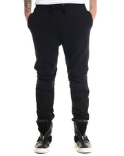 Sweatpants - Quorum Latex Combo Sweatpant