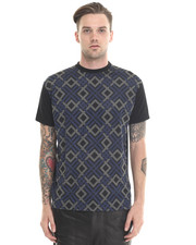 -FEATURES- - KYLA MESH CELTIK PRINT Tee