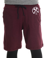 Civil - Torch Logo Fleece Short