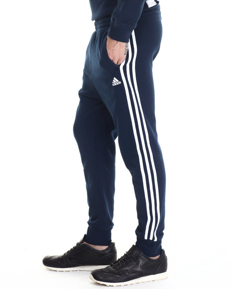 Ur-ID 188009 Adidas - Men Navy Slim 3S Pants