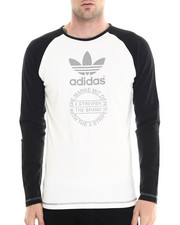 T-Shirts - Premium Essentials Long Sleeve Graphic Tee