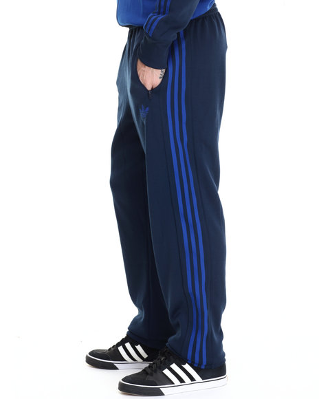 Adidas - Men Blue,Navy Adi Icon Track Pants