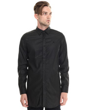 G-STAR - Portaged 5620 PVC Coated Oversized Buttondown