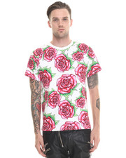 Shirts - Brush Rose Tee