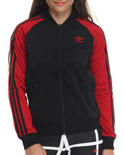 Adidas - Supergirl Lace Track Top Jacket