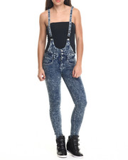 Jumpsuits - Daisy Long Overall