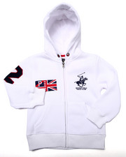 Boys - BHPC FULL ZIP HOODY (4-7)