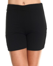 Fashion Lab - Maureen Textured High Waisted short