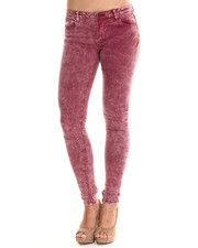 Basic Essentials - Acid Berry Blast Skinny Jean