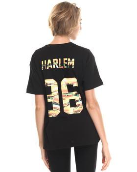 Short-Sleeve - Oversized Harlem # Tee