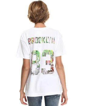 Women - Oversized Brooklyn # Tee