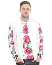 -FEATURES- - Brush Rose Athletic Jacket