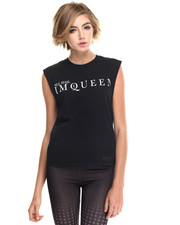 Tops - Queenie Muscle Tee