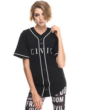 Women - Civil Regime Baseball Jersey