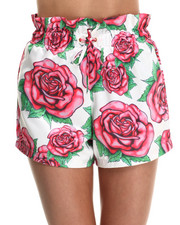 Shorts - Brush Rose Shorts