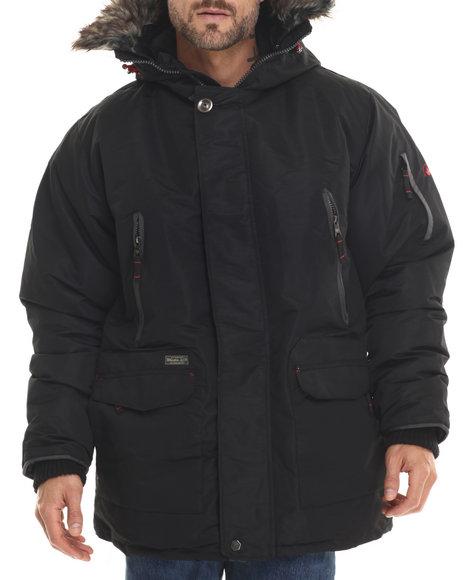 Coats with Fur Hood