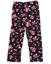 Bottoms - Floral Print Legging (2T-4T)