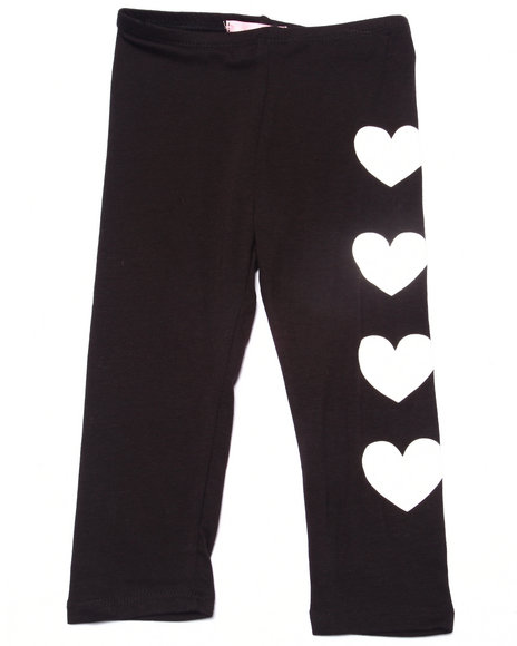 La Galleria Black Leggings