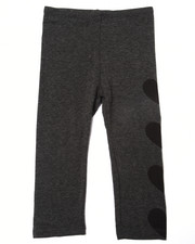 La Galleria - Side Hearts Legging (2T-4T)