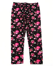 Sizes 4-6x - Kids - Floral Print Legging (4-6X)