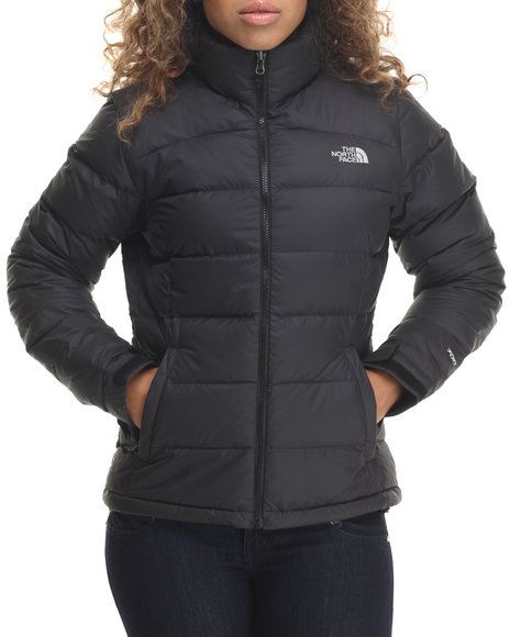 The North Face - Women Black Nuptse 2 Jacket